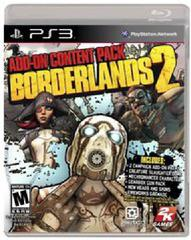 Borderlands 2: Add-on Content Pack