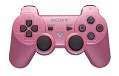 Dualshock 3 Wireless Controller Pink PlayStation 3