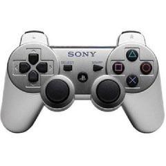 Dualshock 3 Wireless Controller Silver PlayStation 3
