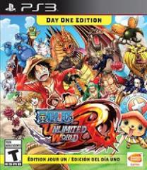 One Piece: Unlimited World Red Day One Edition