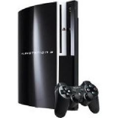 Playstation 3 System 80GB (NOT backwards Compatible)