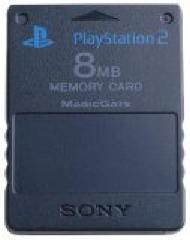 8MB PS2 Memory Card