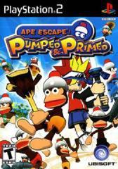 Ape Escape Pumped and Primed