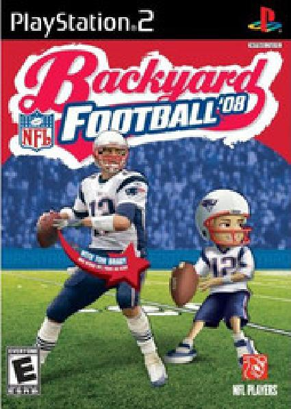 Backyard Football Video Game backyard football 08 - video games » sony » playstation 2 - the dark