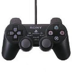 Black Dual Shock Controller