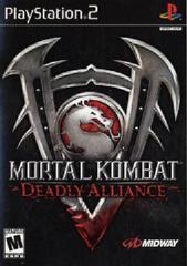 Mortal Kombat Deadly Alliance
