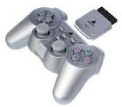 PlayStation 2 Wireless Controller 2.4 GHz
