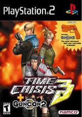 Time Crisis 3 w/ Gun