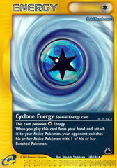Cyclone Energy - 143/144 - Uncommon