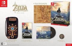 Zelda Breath of the Wild Special Edition
