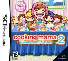 Cooking Mama 2 Dinner With Friends