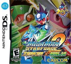 Mega Man Star Force 2 Zerker X Ninja