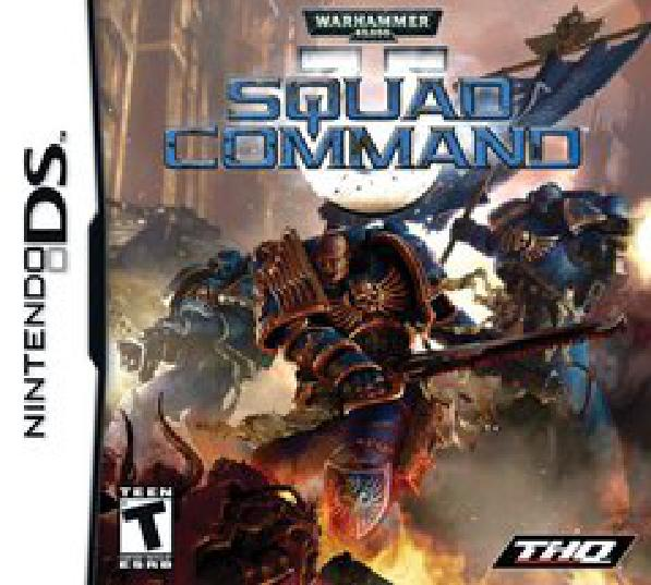 Warhammer 40k Squad Command - Video Games » Nintendo