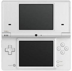 White Nintendo DSi System