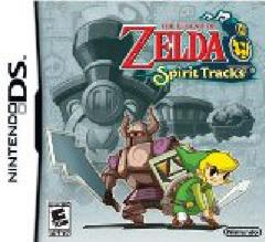 Zelda Spirit Tracks