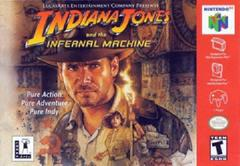 Indiana Jones Infernal Machine
