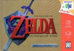 Zelda Ocarina of Time Collector's Edition