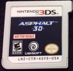 Asphalt: 3D [Not for Resale]