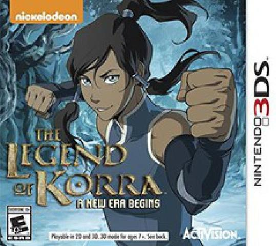 Legend of Korra: A New Era Begins