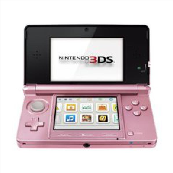 Nintendo 3DS - Pearl Pink