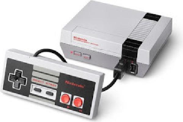 Nintendo Entertainment System NES Console - Classic Edition