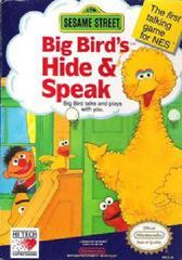 Sesame Street Big Bird's Hide and Speak