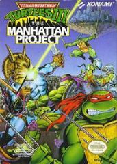 Teenage Mutant Ninja Turtles III The Manhattan Project