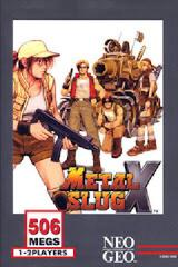 Metal Slug X [AES]