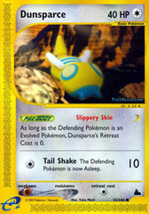 Dunsparce - 53/144 - Common