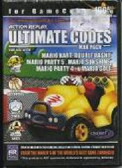 Action Replay Ultimate Codes