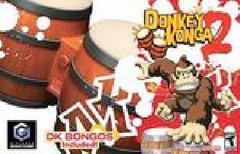 Donkey Konga 2 w/ Bongo