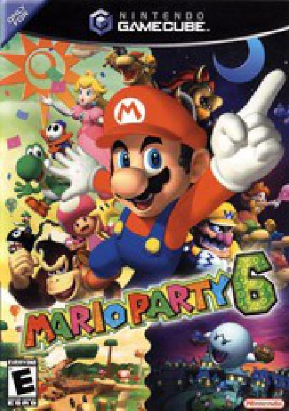 Mario Party 6 - Video Games » Nintendo » Gamecube - UGA Games - BUY