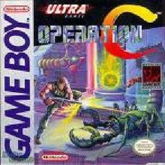Contra Operation C