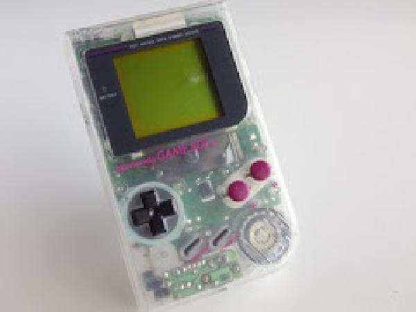 Original Gameboy Clear