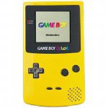 Nintendo Game Boy Color - Dandelion