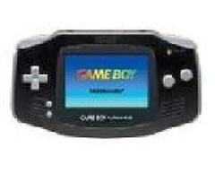 Black Gameboy Advance System