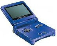 Cobalt Gameboy Advance SP