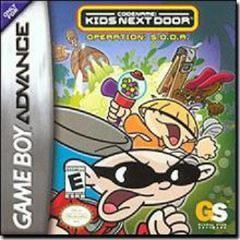Codename Kids Next Door Operation SODA