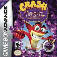 Crash Bandicoot Purple