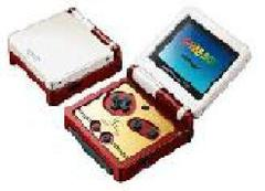Famicom Gameboy Advance SP