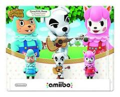 Animal Crossing 3 Pack