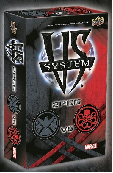 Vs System 2Pcg: S.H.I.E.L.D Vs Hydra
