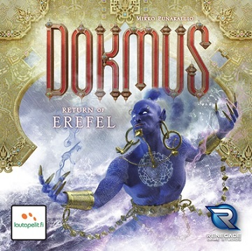 Dokmus: Return Of Erefel