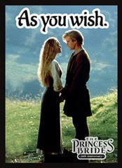 Legion Sleeves Princess Bride-As You Wish