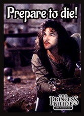 Legion Sleeves Princess Bride-Prepare/Die