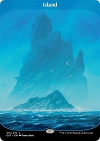 Island (213) - Foil