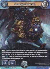 Amnat the Omniscient - DB-BT02/053 - R - Foil