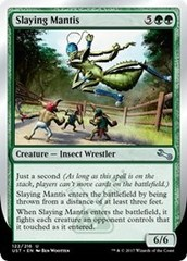 Slaying Mantis - Foil