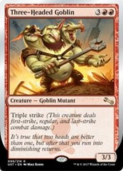 Three-Headed Goblin - Foil
