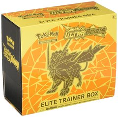 Sun & Moon Ultra Prism Elite Trainer Box - Dusk Mane Necrozma